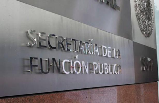 Inhabilita la SFP a Shariffe N para desempeñar cargo público