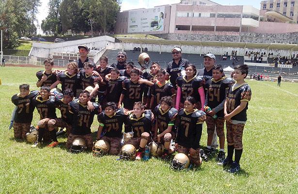 Zorros Dorados XL peleará por tres títulos en la OFAMO