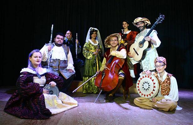 Sonará en Xalapa la música medieval, renacentista y barroca