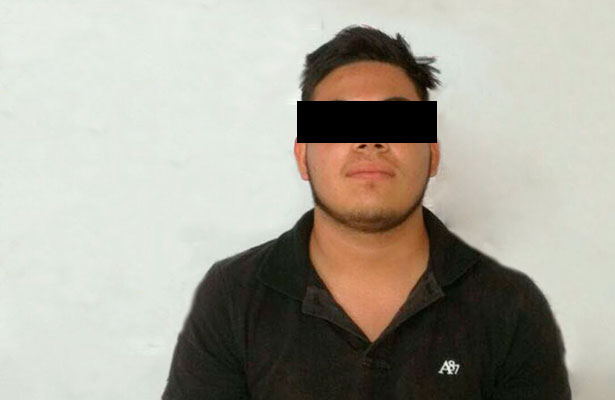 Detenido presunto asaltante de BanCoppel sucursal Lázaro Cárdenas