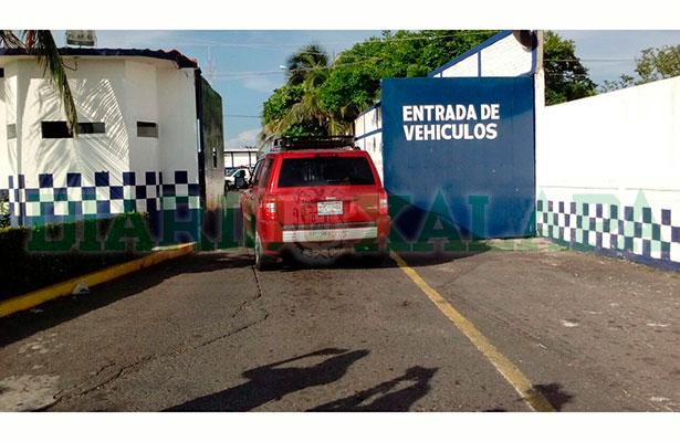 Libre Xochitl Tress después de pagar fianza de 40 mil pesos