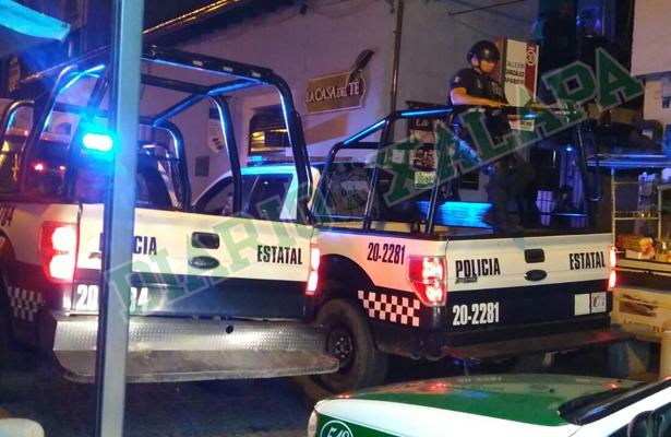 Cadáver en calles de la Mártires de Chicago podría ser del hombre sacado de bar en el centro de Xalapa