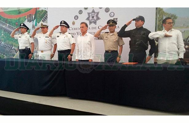Israel Galván, nuevo coordinador de la Policía Federal en Veracruz