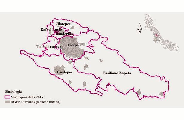 Planean conurbación de Emiliano Zapata con Xalapa