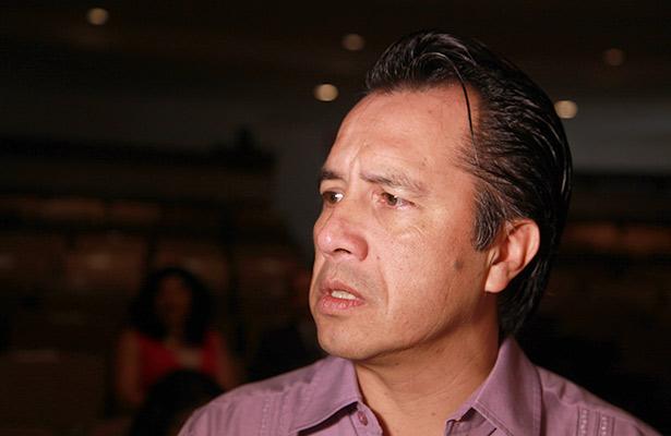 Dante y Ahued serán considerados por Morena: Cuitláhuac García