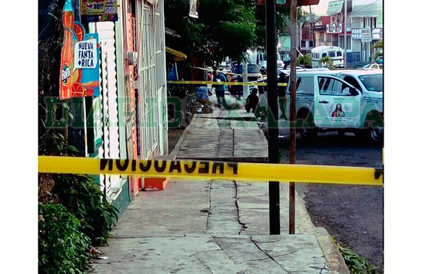 Asesinan a mujer a unos metros de Asociación ganadera en Misantla