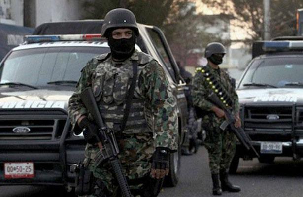 Liberan a plagiado y capturan a los 9 presuntos secuestradores