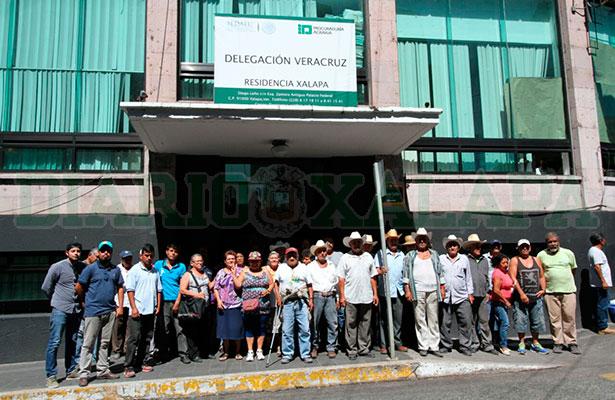 Ejidatarios de Emiliano Zapata exigen a Procuraduría Agraria freno a corrupción en elección de autoridades