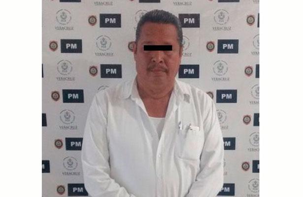 """Detienen al dirigente disidente de trabajadores de TAMSA, """"El Profe"""""""