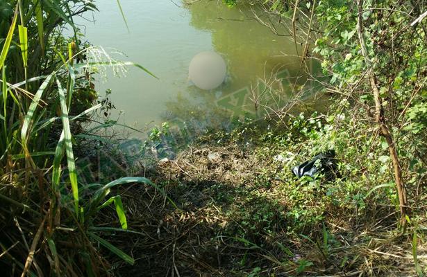 Hallan cuerpo decapitado flotando en el río