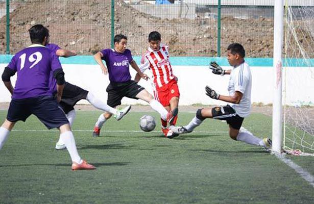 Vienen importantes torneos nacionales de futbol 7 y minifutbol