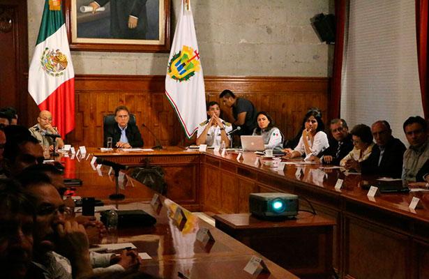 Veracruz en alerta ante efectos de la tormenta tropical Franklin