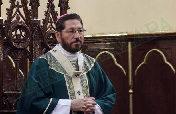 Pide arzobispo de Xalapa multiplicar la oración para que termine la violencia