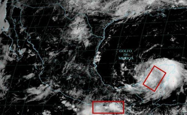 Franklin podría ingresar como huracán categoría 1 a Veracruz, prevé Conagua