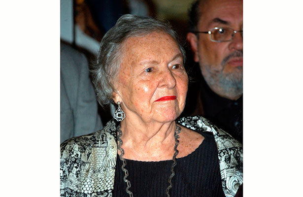 Preparan homenaje a fundadora del IVEC, Ida Rodríguez Prampolini