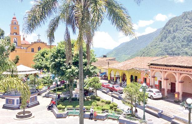 Ixhuacán de los Reyes, un pueblo mágico