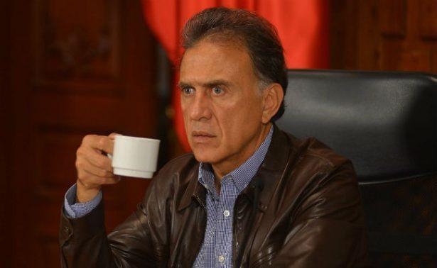Javier Duarte envía otra carta a Yunes, lo llama depravado y dictador