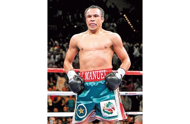Colgó los guantes; a sus 43 años, Márquez anunció su retiro del boxeo