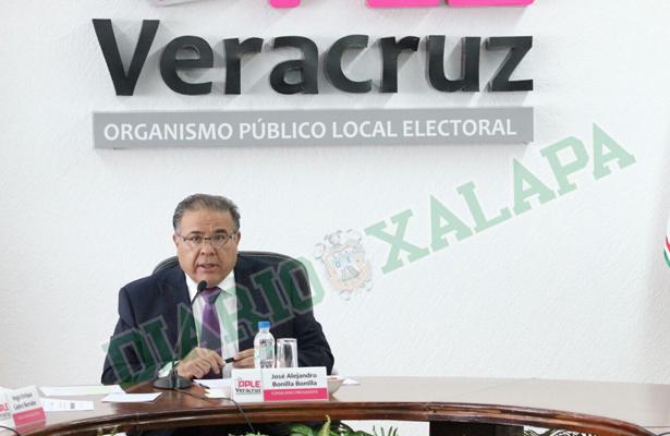 OPLE Veracruz asistirá a reunión con INE por proceso electoral 2018