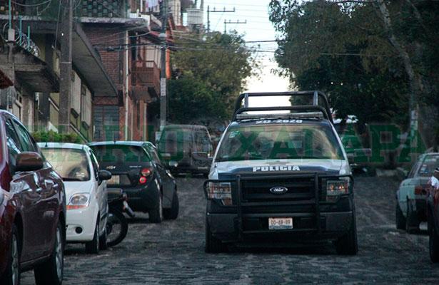 Persecución policiaca a disparos en la colonia Progreso de esta ciudad