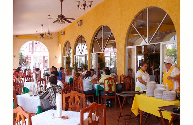No levantan ventas reportan restauranteros de Boca del Río