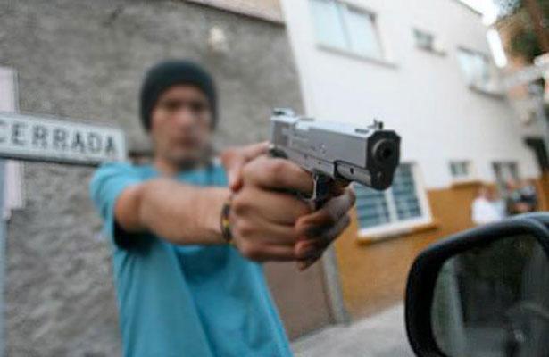 Más de 11 mil robos en la entidad en 6 meses; 5 mil fueron con violencia, reportan