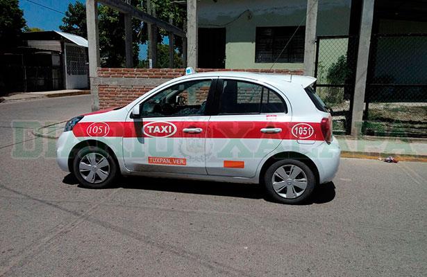 Ejecutan a un taxista en Tuxpan