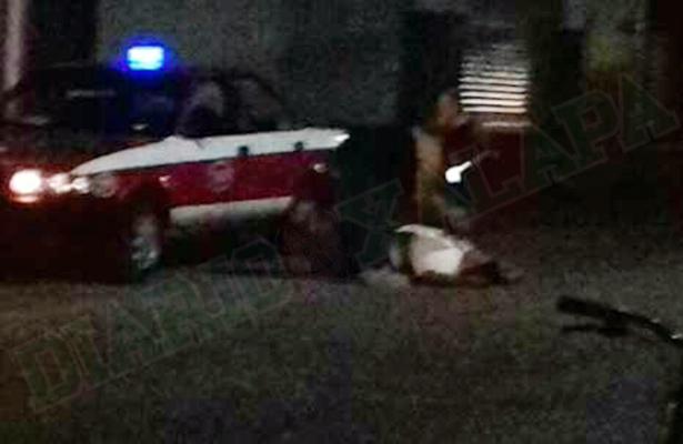 Es ejecutado otro taxista; ocurrió afuera de la central de autobuses