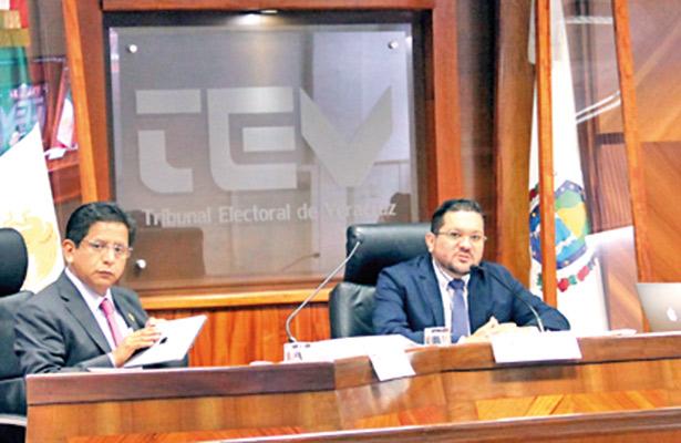El Tribunal Electoral de Veracruz anuló elección de Camarón de Tejeda