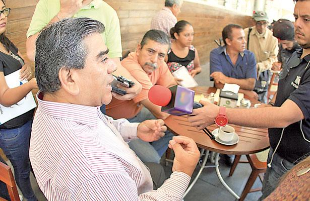 No somos autodefensas; buscamos tranquilidad, afirman colonos de Xalapa