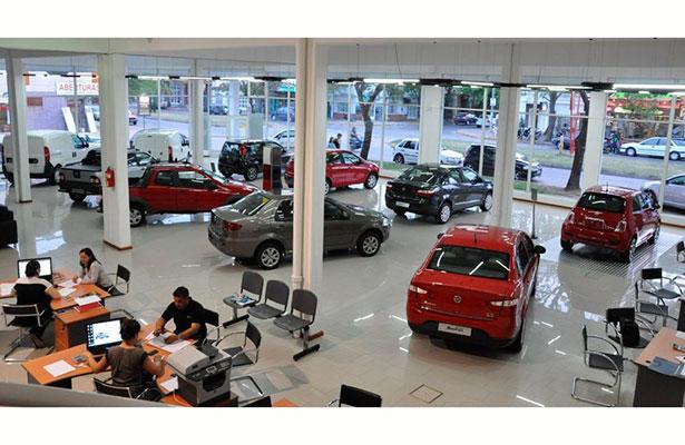 Caen las ventas de automóviles en el estado: AMDA
