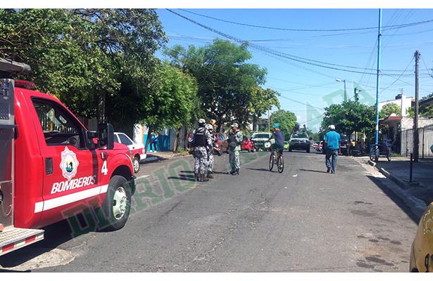 Ingresan al HAEV, dos afectados más de la explosión en colonia de Veracruz