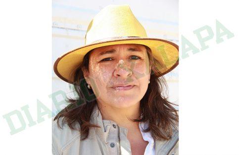 Yolanda Baizabal Silva. / Foto: Eduardo Murillo