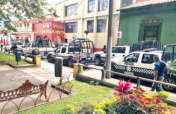 Por daños y ultraje consignan a los 8 detenidos por bloquear carretera