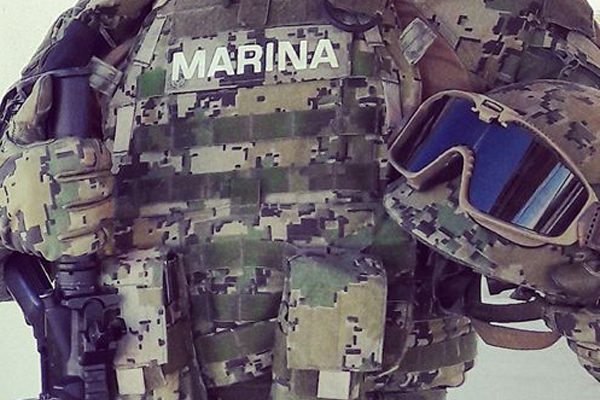 Marina abate en Puebla al Z 55 también conocido como el 'Cacarizo'