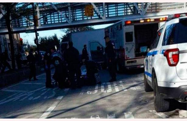 Casa Blanca niega que Trump politizara el atentado en Nueva York