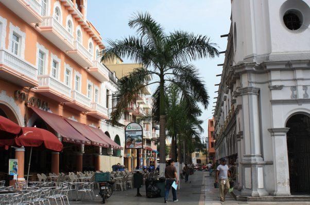 Empresarios invertirán en embellecimiento del Centro Histórico de Veracruz