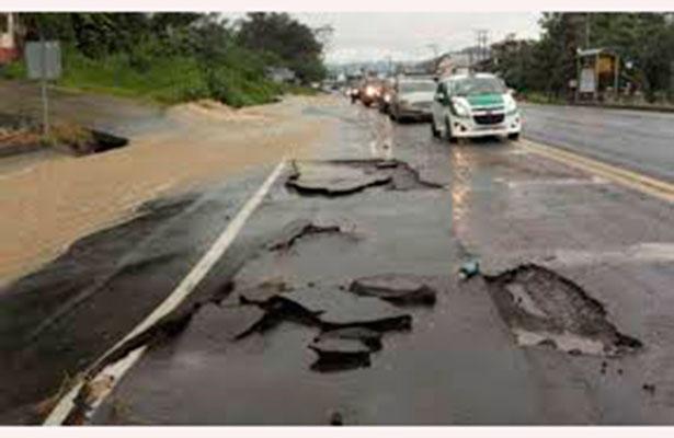 Lluvias han afectado 73 municipios hasta el momento: SIOP