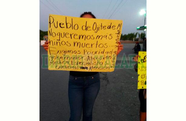 Fallecen dos menores por brote de enfermedad respiratoria en Veracruz