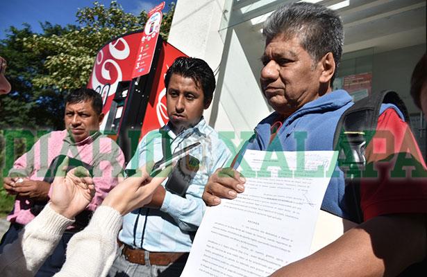 Periodistas de la zona norte exigen avance de investigación contra comisionado de la CEAP