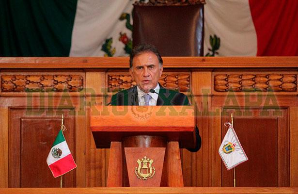 No hubo participación de militares en desapariciones forzadas de Veracruz: Gobernador