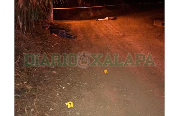 Localizan a cinco ejecutados en camino a La Haciendita, rumbo a Banderilla