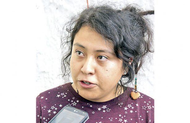 Sueño con un lugar justo donde nadie esté arriba de nadie, dice joven del Consejo Indígena de Gobierno