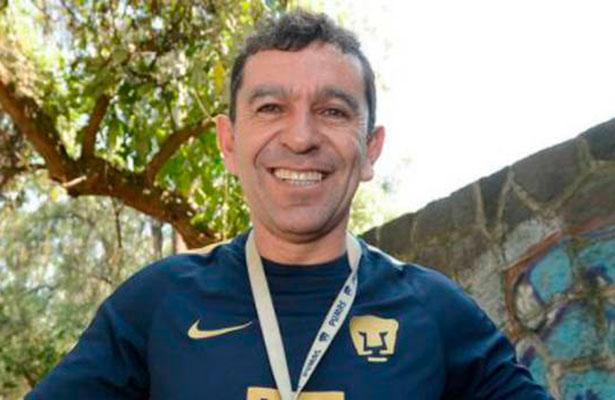 David Patiño es ratificado como técnico de Pumas