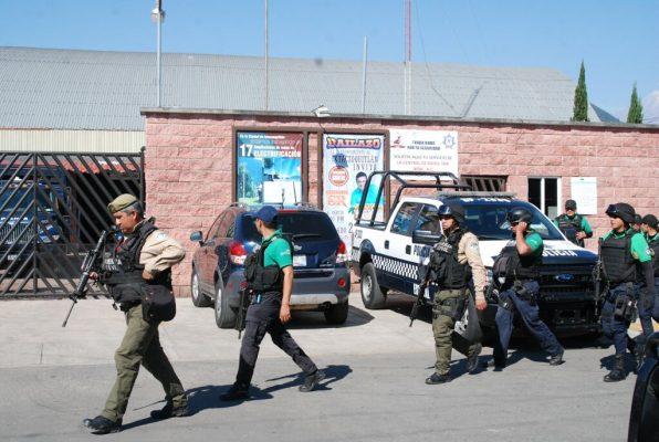 SSP y Fuerza Civil toman el control de la seguridad en Ixtaczoquitlán