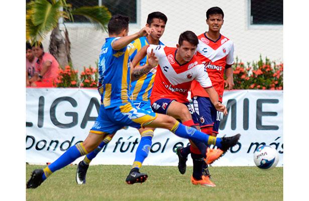 Veracruz empata con la Piedad en la Liga Premier