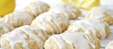 Receta|Pastitas de limón, vainilla y chocolate