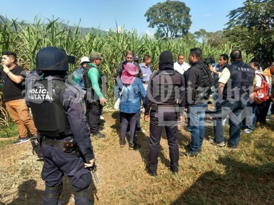 Realiza Colectivo Solecito búsqueda de restos humanos en Cuautlapan
