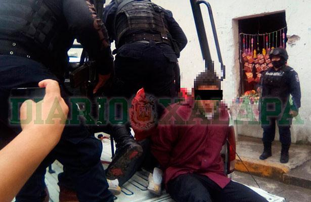 Intentan secuestrar a hermana de alcalde de Vega de Alatorre