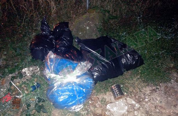 Investiga FGE hallazgo de cinco cuerpos en Xalapa